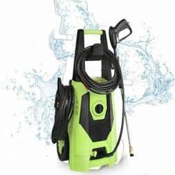 1.8GPM 3000PSI High Power Water Electric Pressure cleaner Ma