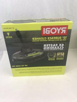 RYOBI 12 in. 2,000 PSI Electric Pressure Washers Surface Cle