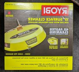 """Ryobi 15"""" Surface Cleaner for Gas Pressure Washers - Green/B"""