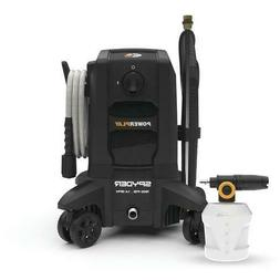 1900 PSI 13 Amp Wheeled Corded Electric Pressure Washer Home