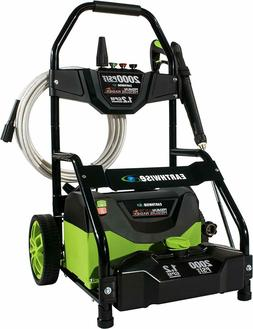 Earthwise 2000 PSI, 1.2 GPM Corded Electric Pressure Washer