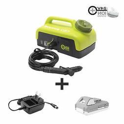 Sun Joe 24V Cordless Go-Anywhere Portable Spray Washer Kit |