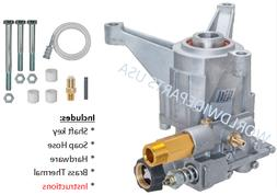 Pressure Washer Pump OEM Simpson 90026 3000 PSI Vertical GPM