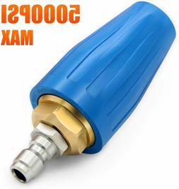 3.0/4.0 GPM Pressure Washer Rotating Turbo Nozzle 4000 PSI 1