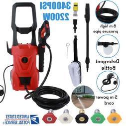 3400psi 2200w electric pressure washer high power