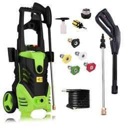 HOMDOX 3500 PSI High Power Water Electric Pressure Washer 2.