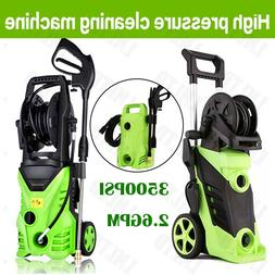 Homdox 3500PSI 2.8GPM Electric Pressure Washer High Power Cl