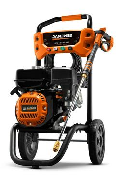 Generac 8874 - 2900 PSI 2.4 GPM Residential Pressure Washer