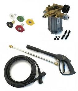 OEM 3000 psi POWER PRESSURE WASHER PUMP & SPRAY KIT - Ryobi