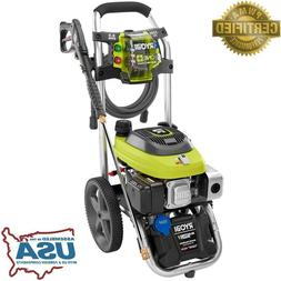 Gas Pressure Washer Lithium Ion Battery Electric Start Tank