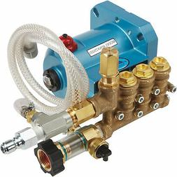 CAT Pressure Washer Pump Assembly- 3300 PSI 2.5 GPM Direct D