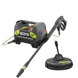 RYOBI Electric Pressure Washer 12 In. Surface Cleaner 1,600-