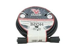 ✦ 25 ft. 3200 PSI High Pressure Washer Hose - M22 Connecto
