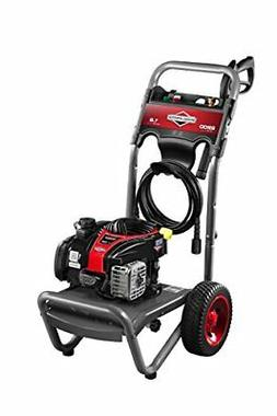 Gas Pressure Washer 2200 PSI 1.9 GPM with 3 Nozzles, 25' H