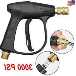 High Pressure Washer Gun Water Jet 3000 PSI Pressure Power W
