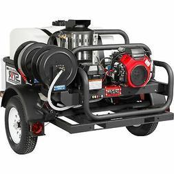 NorthStar Hot Water Pressure Washer- Honda Engine 4 GPM @ 4K