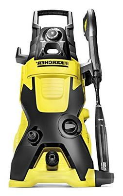 Karcher K4 Electric Power Pressure Washer, 1900 PSI, 1.5 GPM