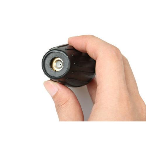 "1/4"" High Rotating Turbo Tip 2.5-4 GPM 3600PSI E"