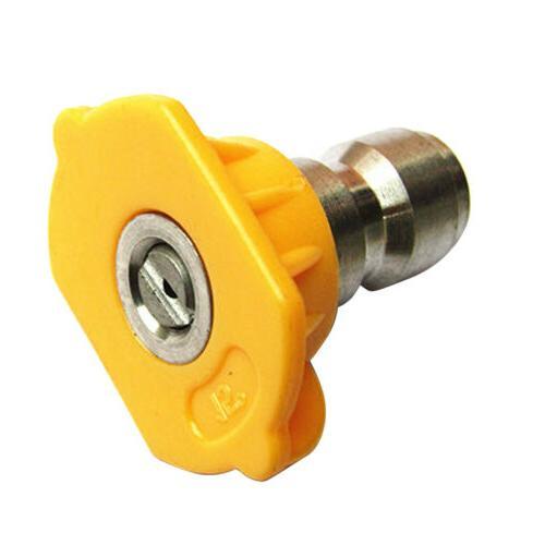 1-5PCS Spray Nozzle 1/4 Connect 2.5-4.0 GPM