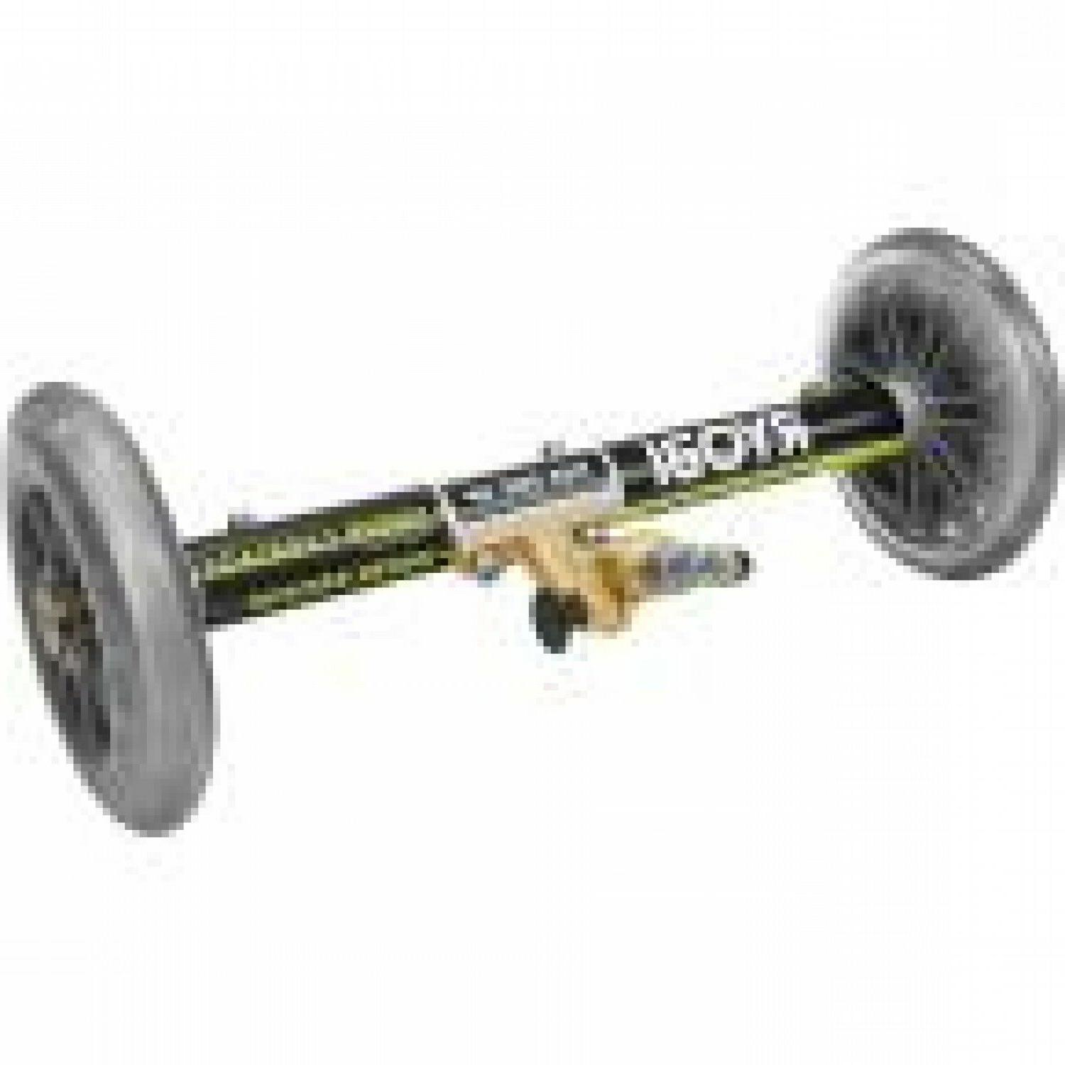 11 in. Water Broom Surface Undercarriage Deck
