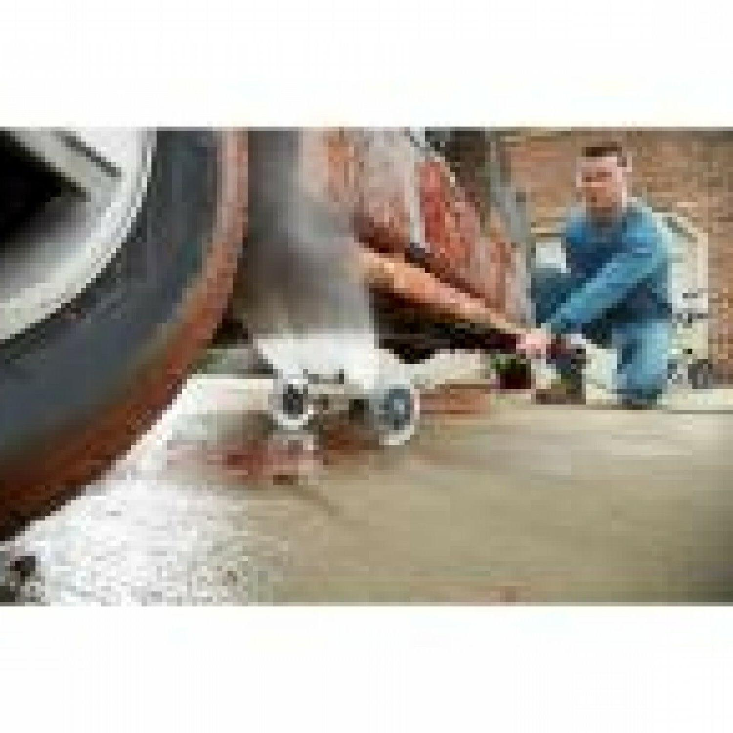 11 in. Pressure Washer Water Undercarriage