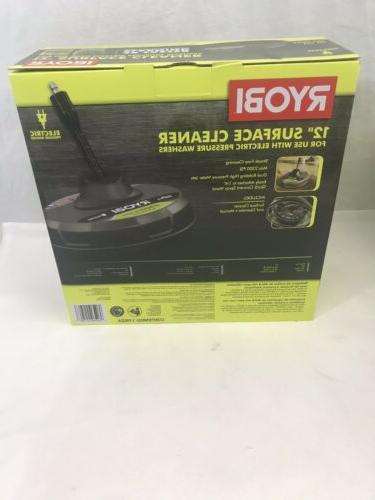 RYOBI PSI Electric Washers Surface Cleaner