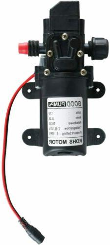 12V Portable High Pressure Water Washer EAN
