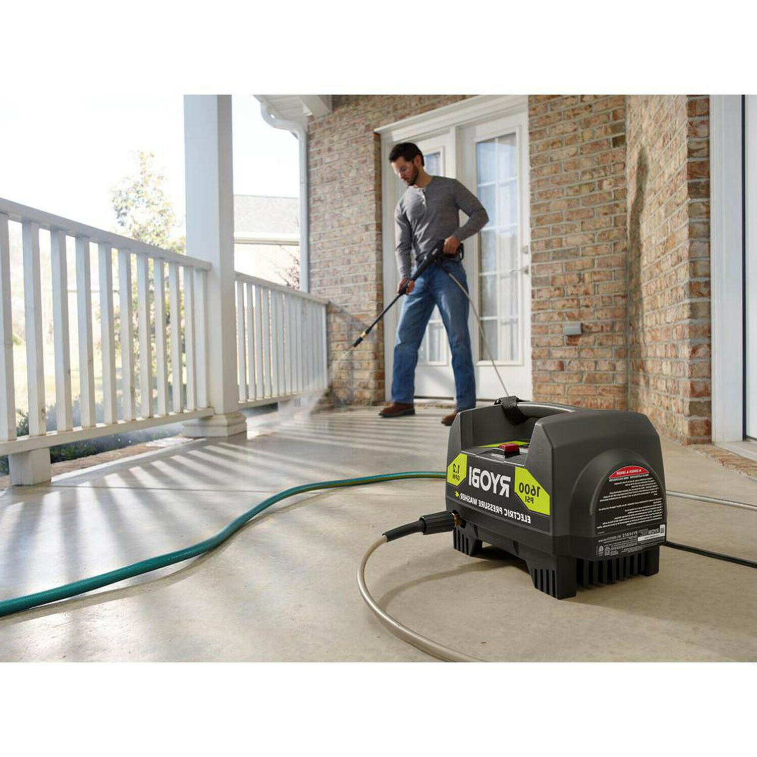 WASHER Power Washer with Nozzle