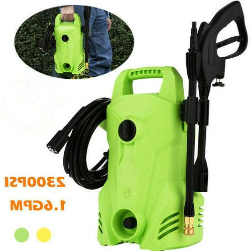 HOMDOX 2.6GPM Pressure Water Auto Spray USA