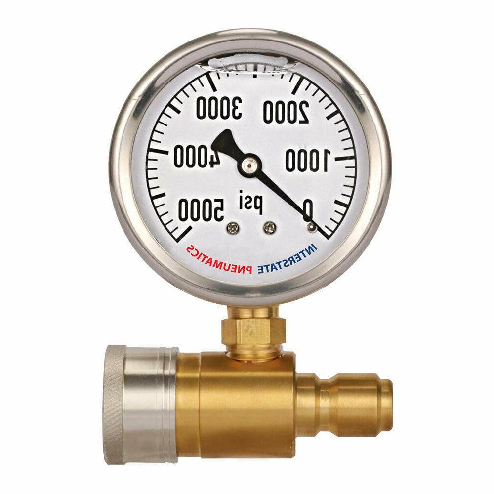 2 1 2 inch pressure washer pressure