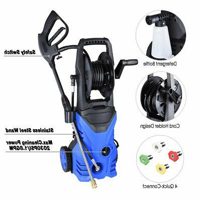 2030PSI Electric Pressure Washer Water Cleaner