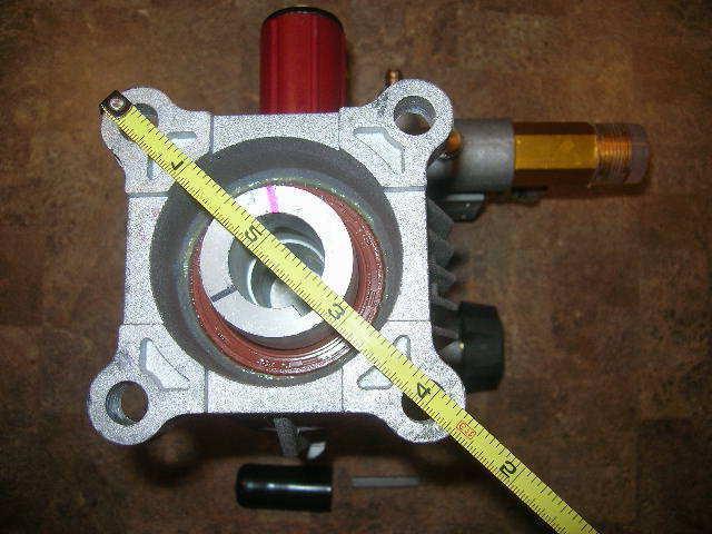 2600 Pump Fits XR2500 Key