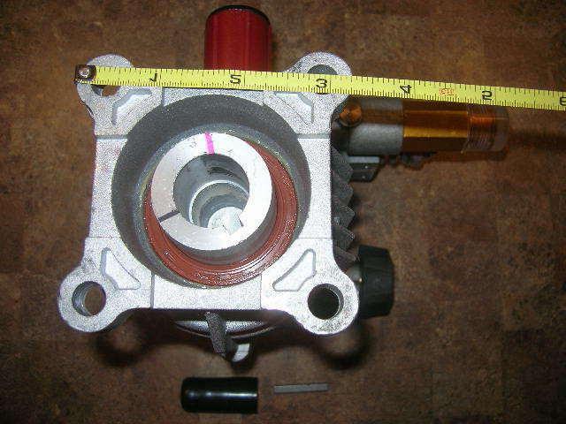 2600 PSI Pump 7/8 XR2500 XR2600 Key