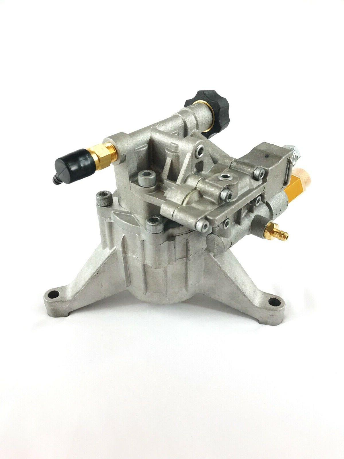 2800 Aluminum Gasoline Cold Pressure pump 2.5 GPM,