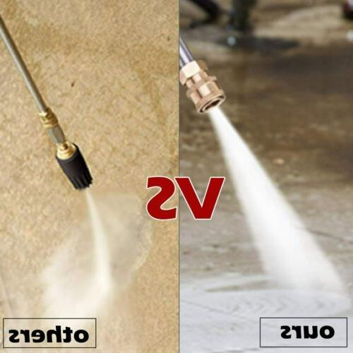 3000PSI 1.8GPM Electric Pressure Washer High Power Cleaner Machine