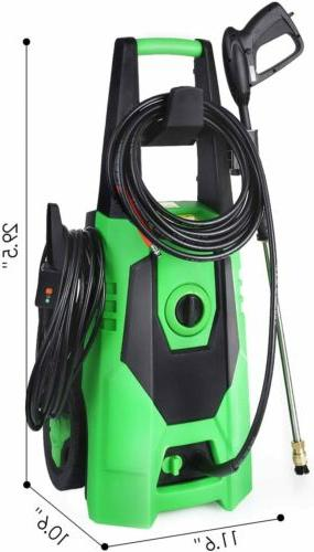 3000PSI Pressure Washer Power Water Cleaner