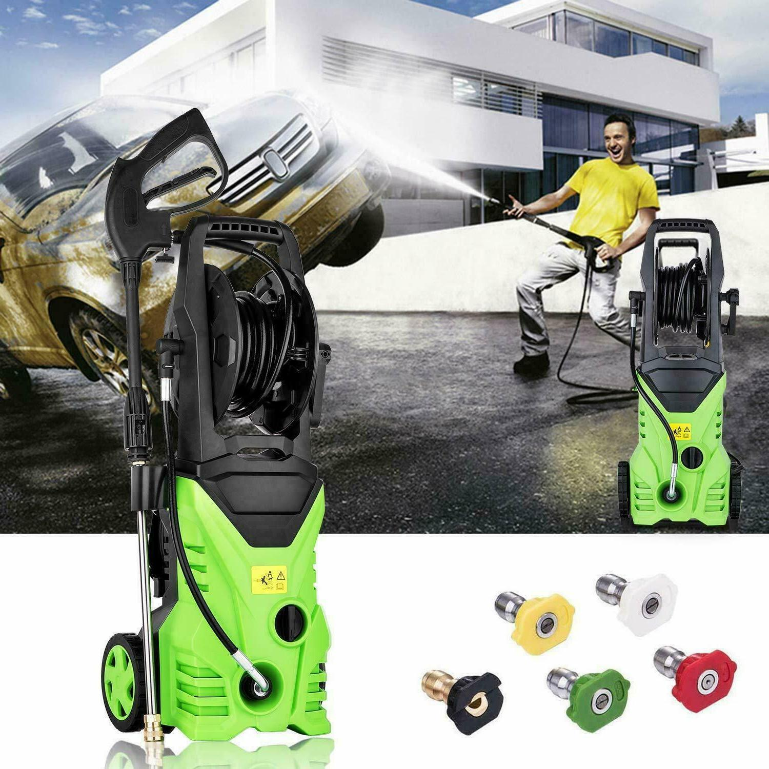 3000PSI 2.0GPM Electric Washer Cleaner Machine