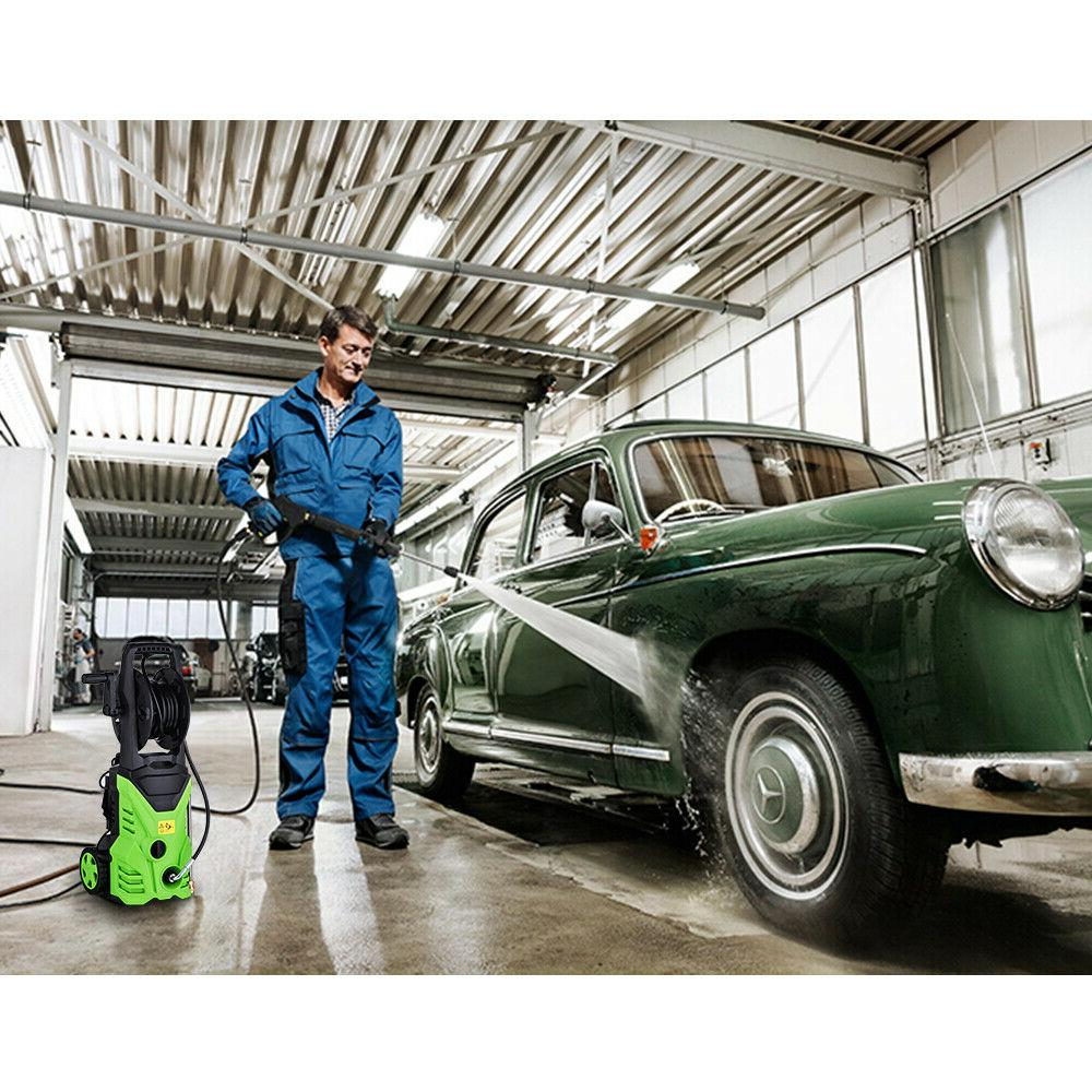 Homdox 3000PSI Washer 1800W Electric Cleaner Kit