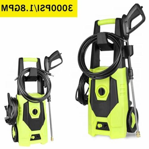 3000psi high power electric pressure washer water