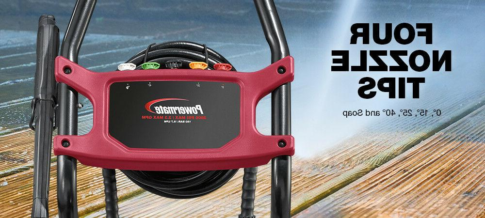 Powermate 3100 PSI GPM Washer -
