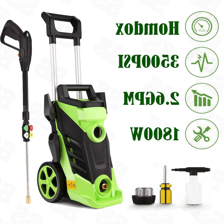 Homdox 3500 Pressure 1800W Washer