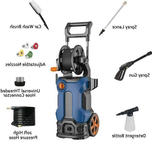 3500PSI 2.6GPM High Electric Pressure Water Cleaner