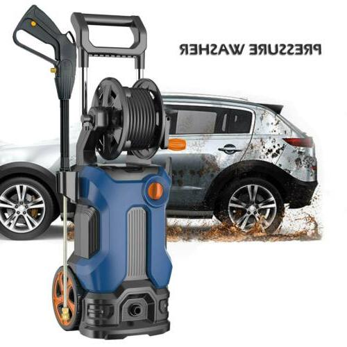 3500PSI 2.6GPM High Electric Pressure Water Cleaner US