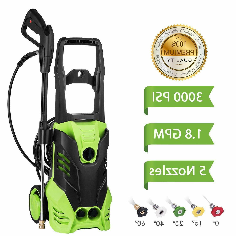 Homdox 3600 PSI Pressure Power Washer 2.8GPM Power