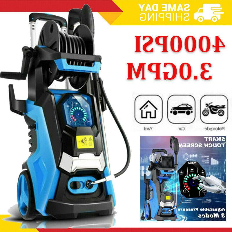 4000psi 3 0gpm electric pressure washer high