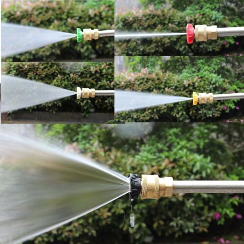 1-5PCS Nozzle Tips 1/4 Connect 2.5-4.0