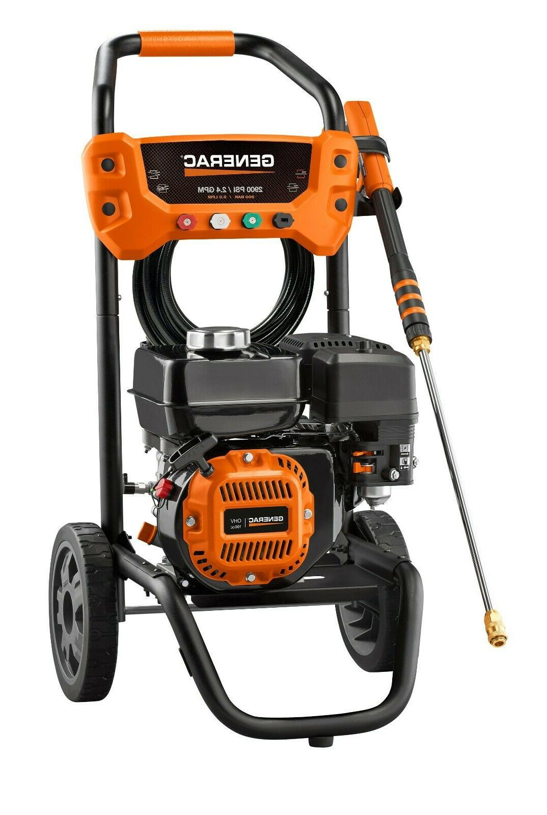 Generac 8874 PSI GPM Residential Pressure Washer