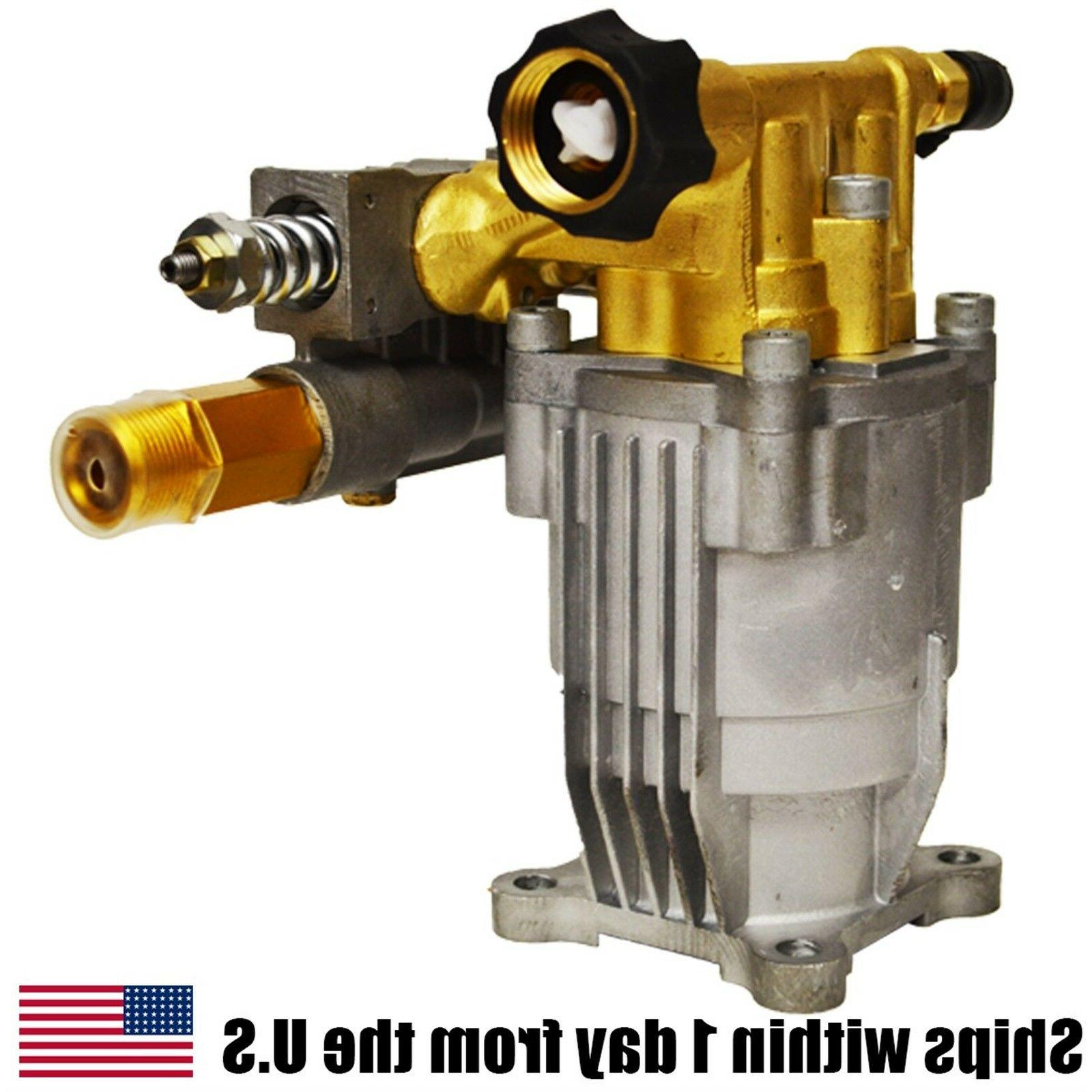 OEM Himore 309515003 Power Pressure Washer Water Pump 3000 P