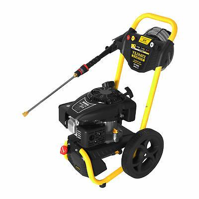 Stanley 2800 PSI Gas Portable Pressure Washer Cleaner