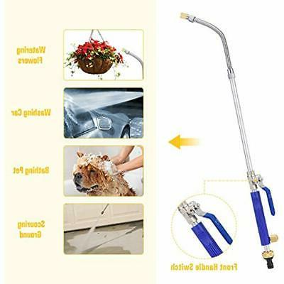 Accessories Hydro Jet Washer Wand Pressure Flexible Garden 2